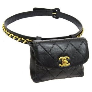 Chanel CC Belt Bag Cosmos Line 65/26